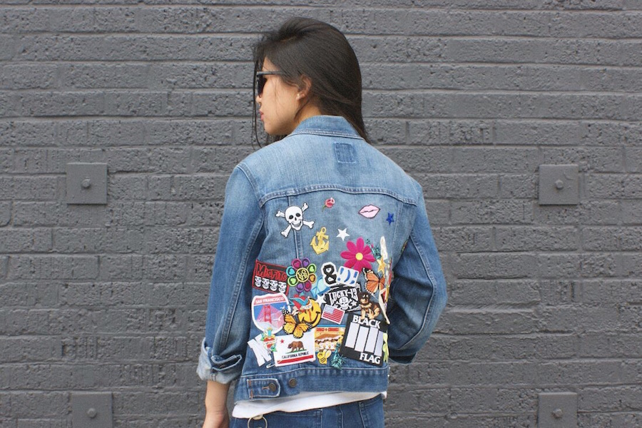8 incredibly cool ways to customize your denim jacket and make it your own