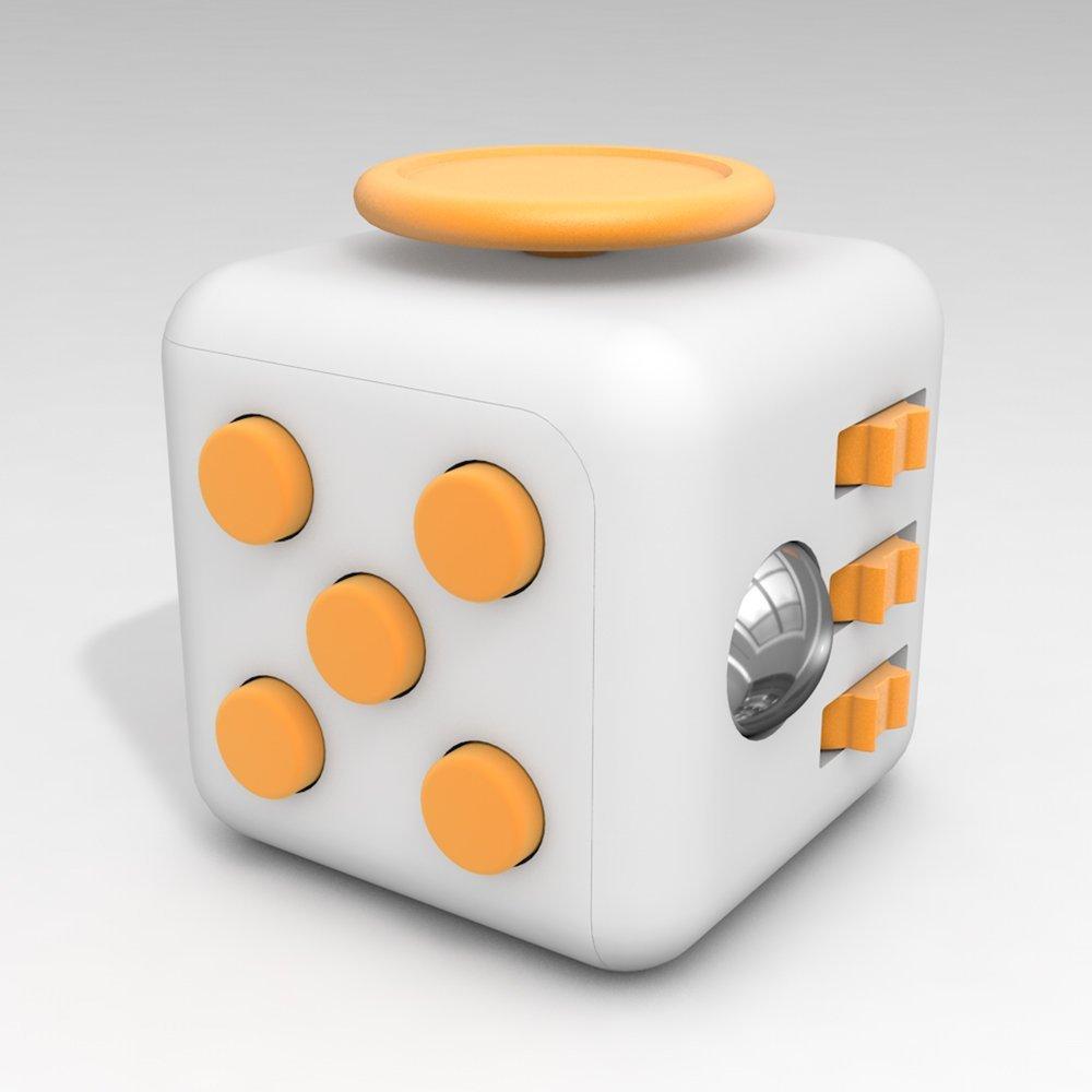 Help for kids anxious about going back to school: original KCHKUI fidget cubes