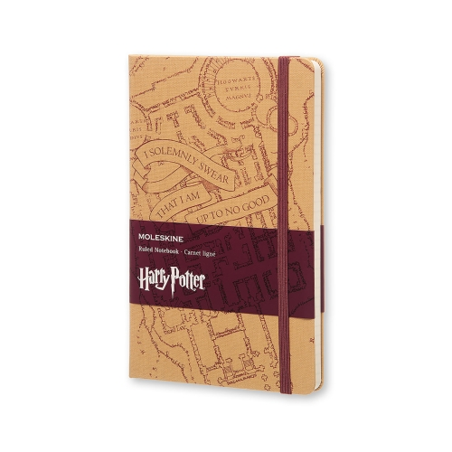 Harry Potter limited edition Marauder's Map Moleskine