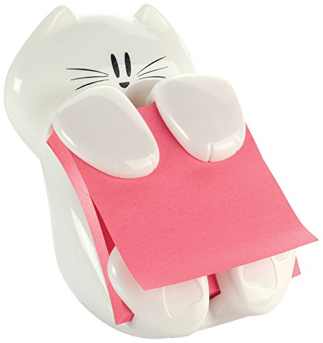 Kitty Pop-Up Post It Note Dispenser Cutest Animal School Supplies | back to school shopping 2017