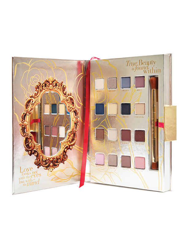 Lora Cosmetics Beauty and the Beast cosmetics