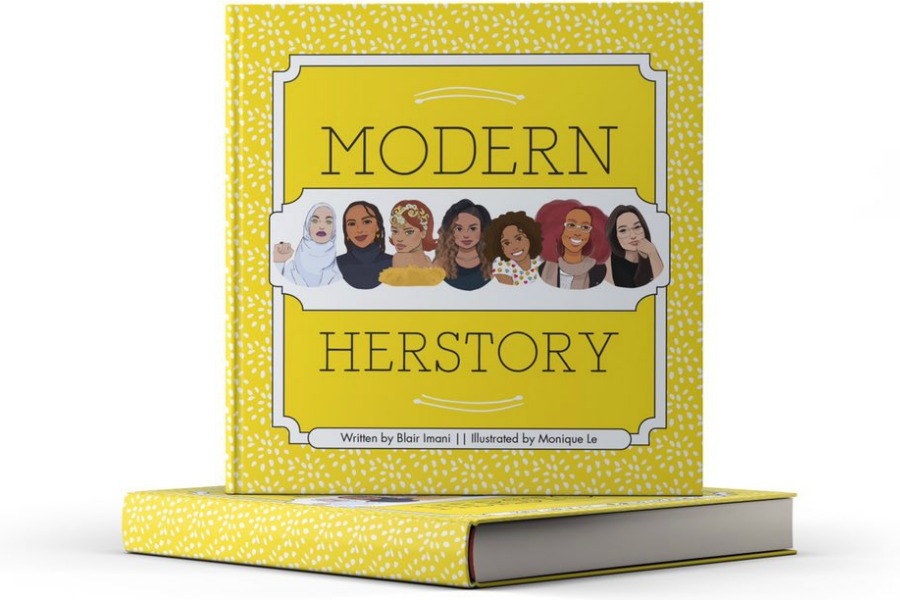 Forget history. Here's HERstory, and it's going to change your kid's world.