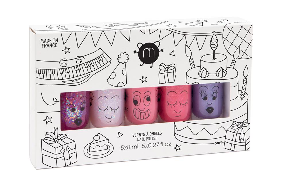 Nailmatic water-based nail polish for kids | Cool Mom Picks