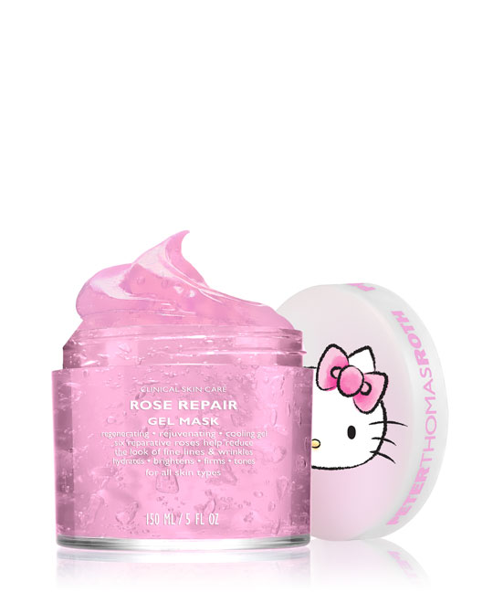 Peter Thomas Roth Hello Kitty Gel Mask gets high ratings, and not just for cuteness