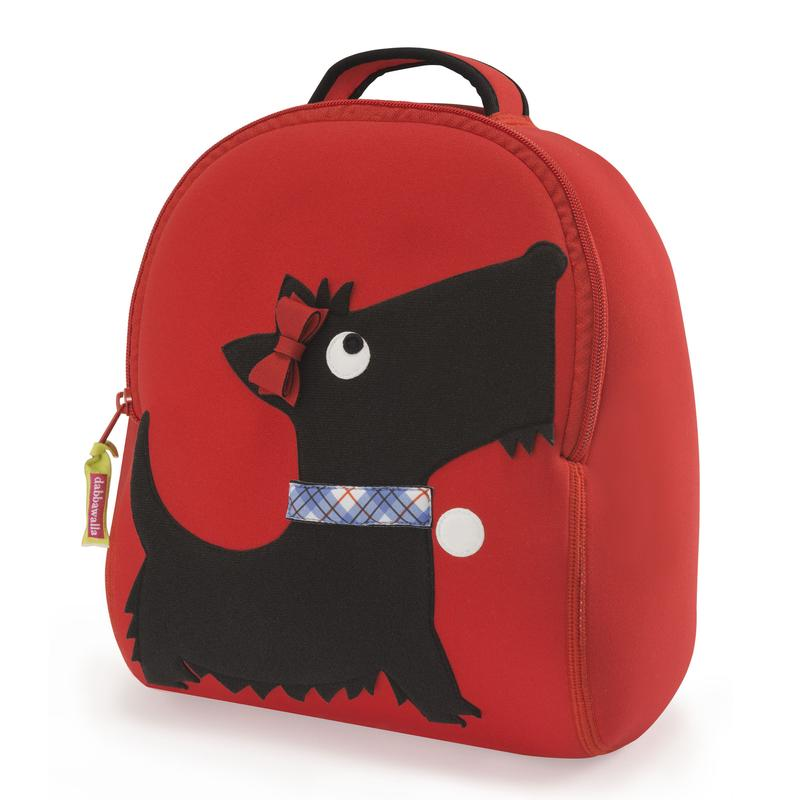 Scottie Dog Neoprene Bag | Cutest Animal School Supplies | back to school shopping 2017