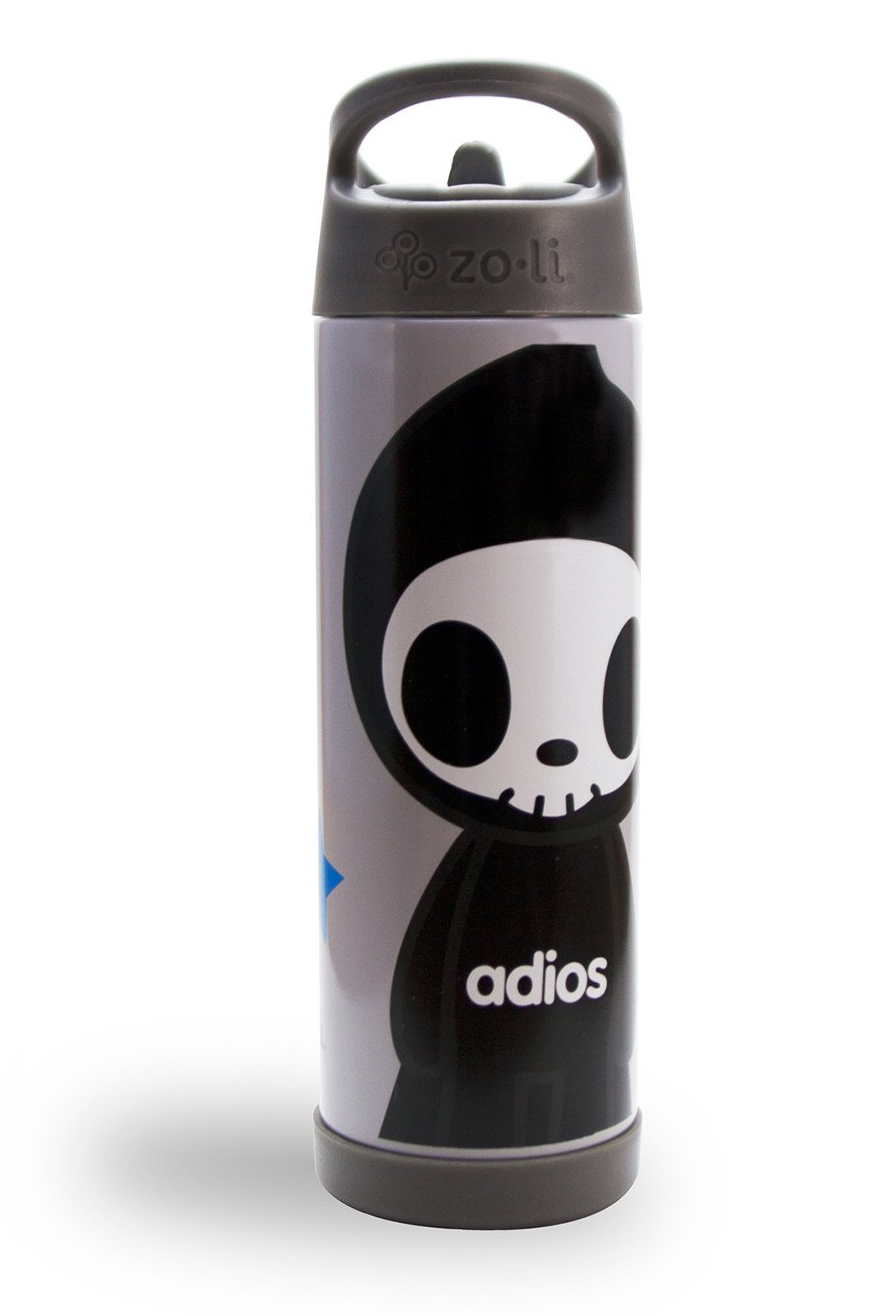 Tokidoki Thermos | Cool Skull School Supplies | back to school shopping 2017