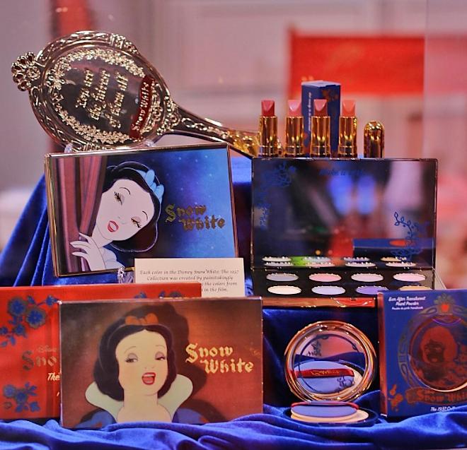 Besamé's retro 1937 Snow White Cosmetics Collection