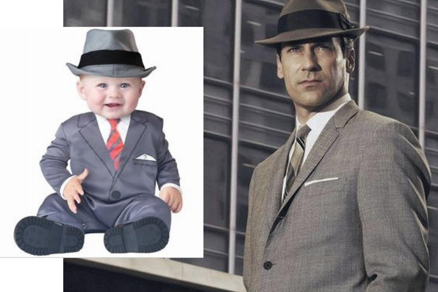 2017 Baby Halloween Costumes Mad Men  sc 1 st  Cool Mom Picks & 2017 Baby Halloween Costumes Mad Men | Cool Mom Picks