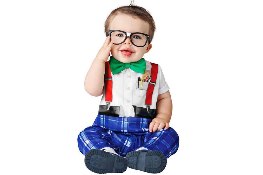 Hottest pop culture baby Halloween costumes: Sheldon Cooper