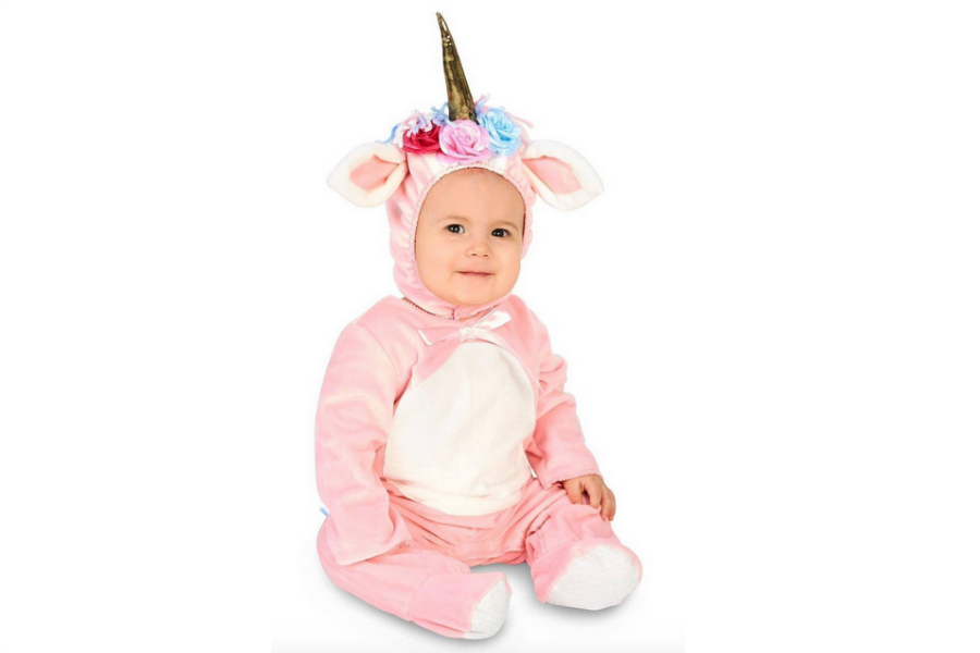 Hottest pop culture baby Halloween costumes: Unicorns, of course!