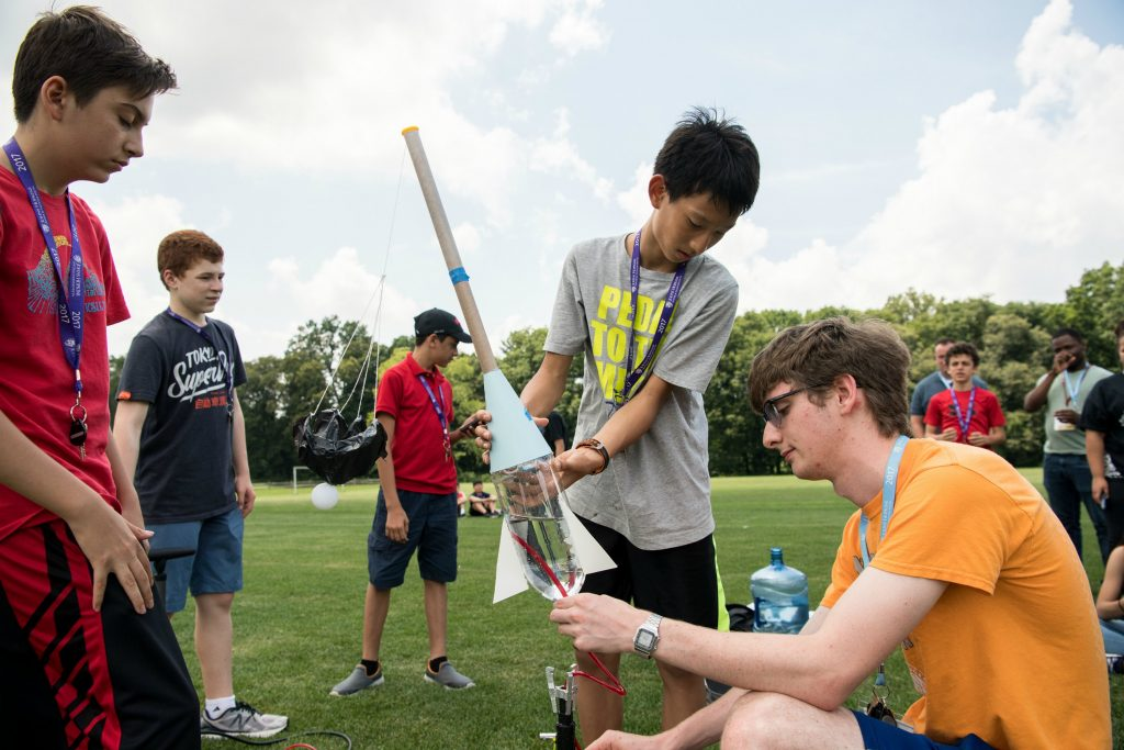 How to navigate the Center for Talented Youth Talent Search | Sponsor