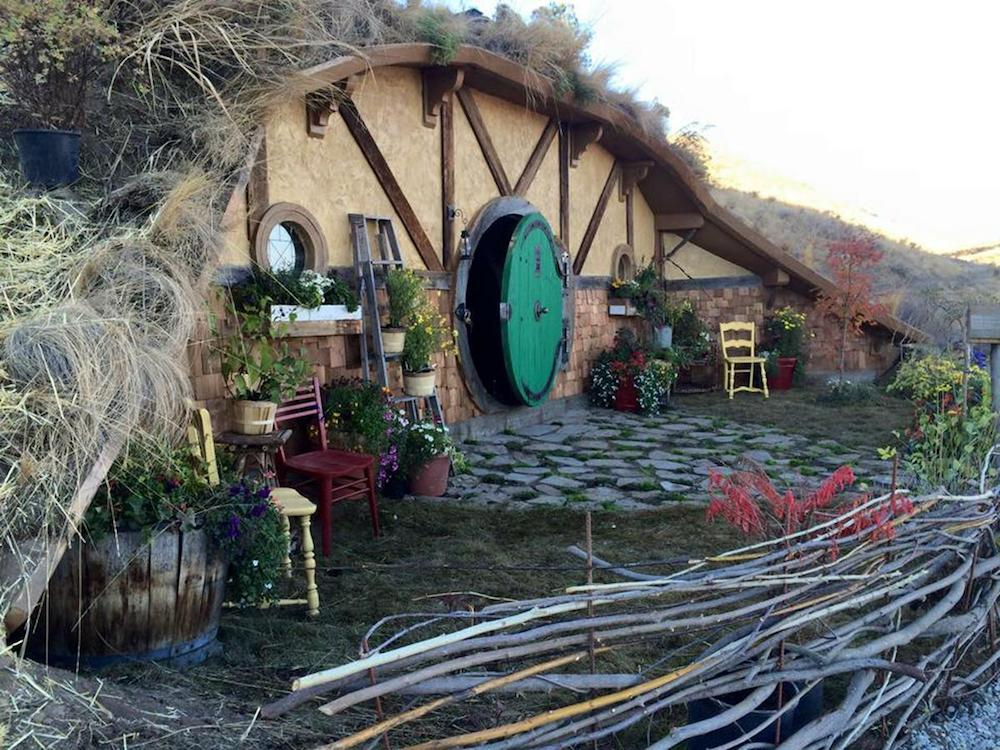 Coolest vacations to take with the kids: A Hobbit house in Washington State