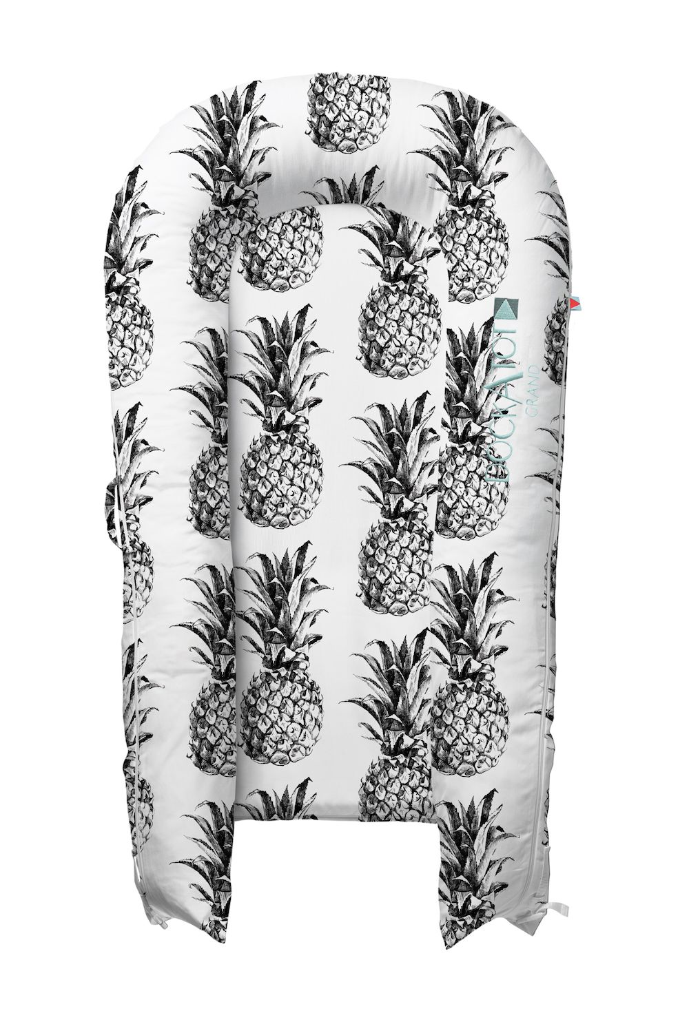 Pineapples, palm leaves, marble: An exclusive look at the new DockATot baby sleepers