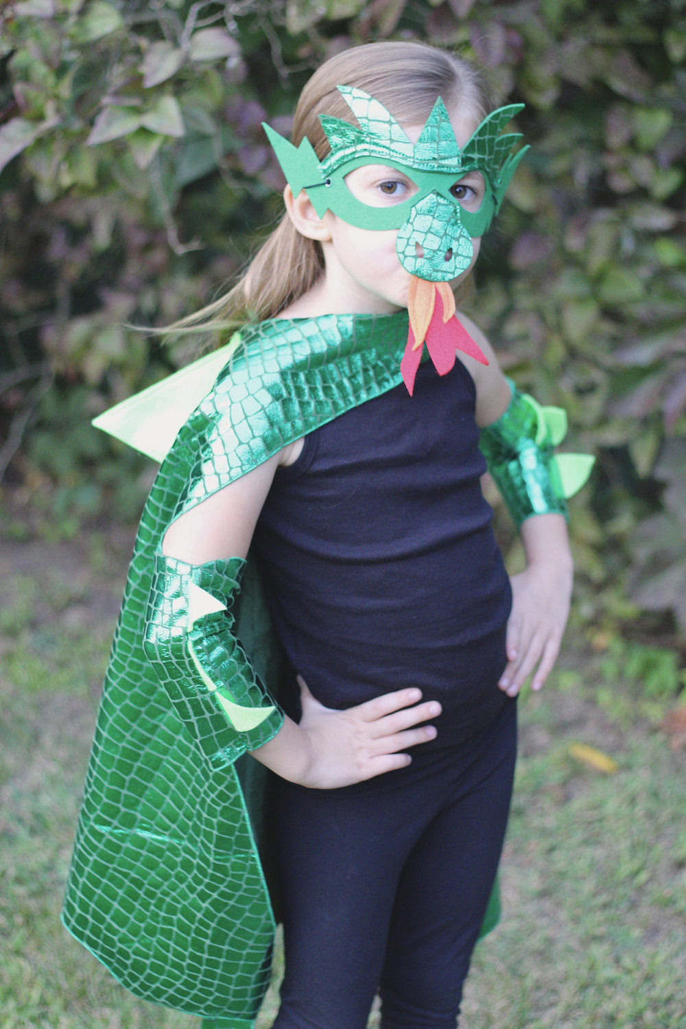 Kids' Game of Thrones costume ideas: Khaleesi's dragons come to life via Super Kid Capes