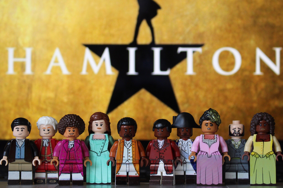 You have to see these 60 Broadway musicals recreated with LEGO minifigs!