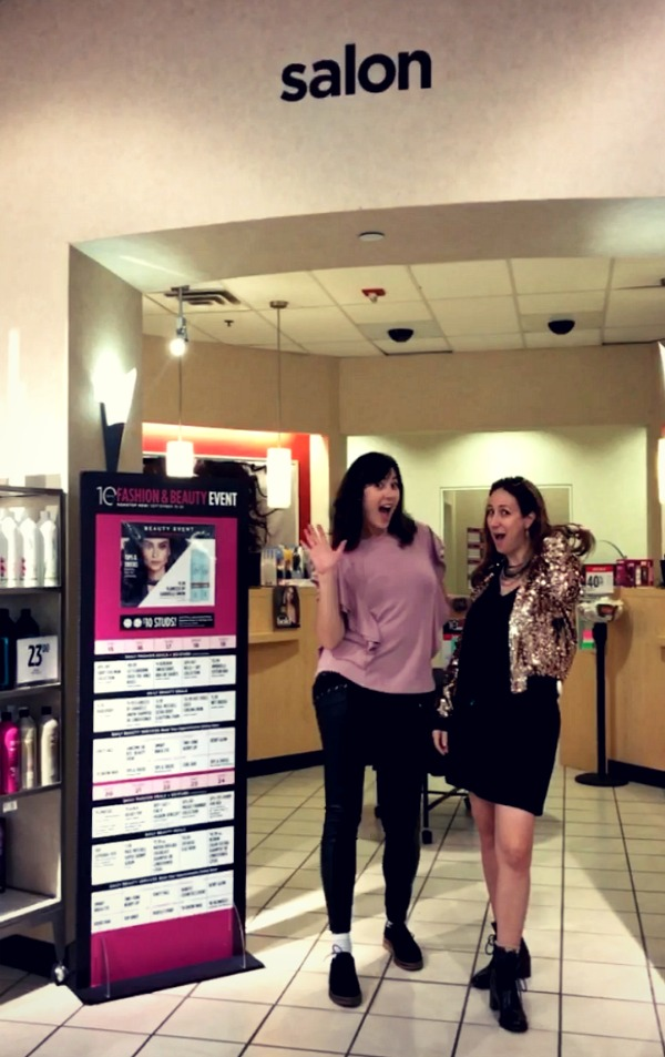 JCPenney Salon at Queens Plaza: Cool Mom Picks makeovers! | sponsor