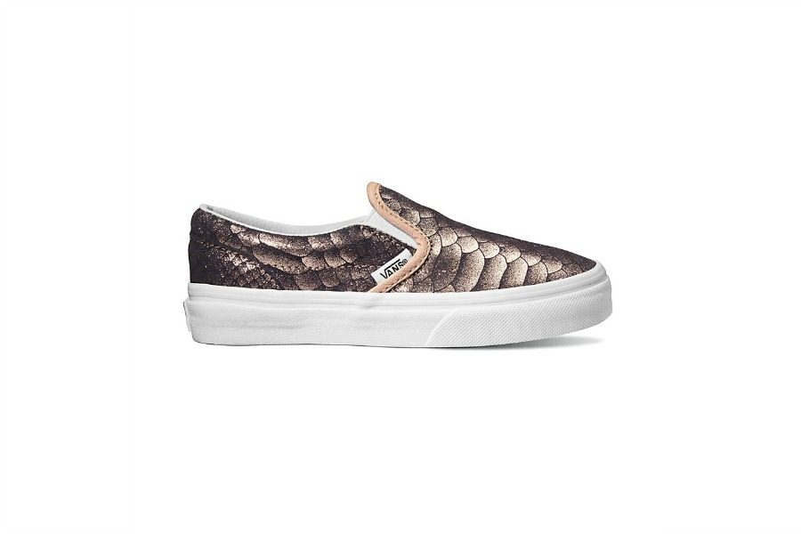 Mermaid Vans: Because fins don't work well in fall.