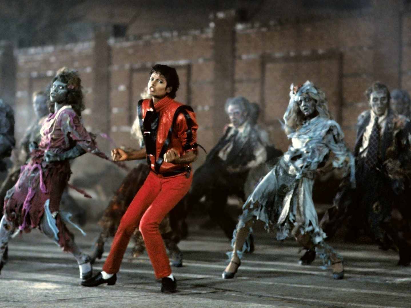 "Stranger Things party ideas: Michael Jackson ""Thriller"" Dance"