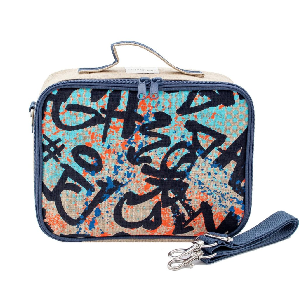 Best lunch boxes after testing dozens The SoYoung Graffiti Lunch Box