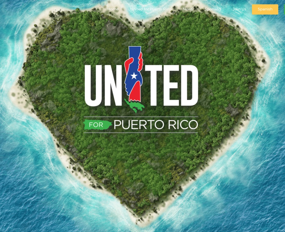 United for Puerto Rico: A fantastic resource to support the victims of Hurricanes Irma and Maria