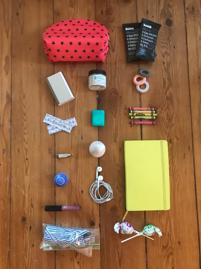 What's in your bag? | Sponsor