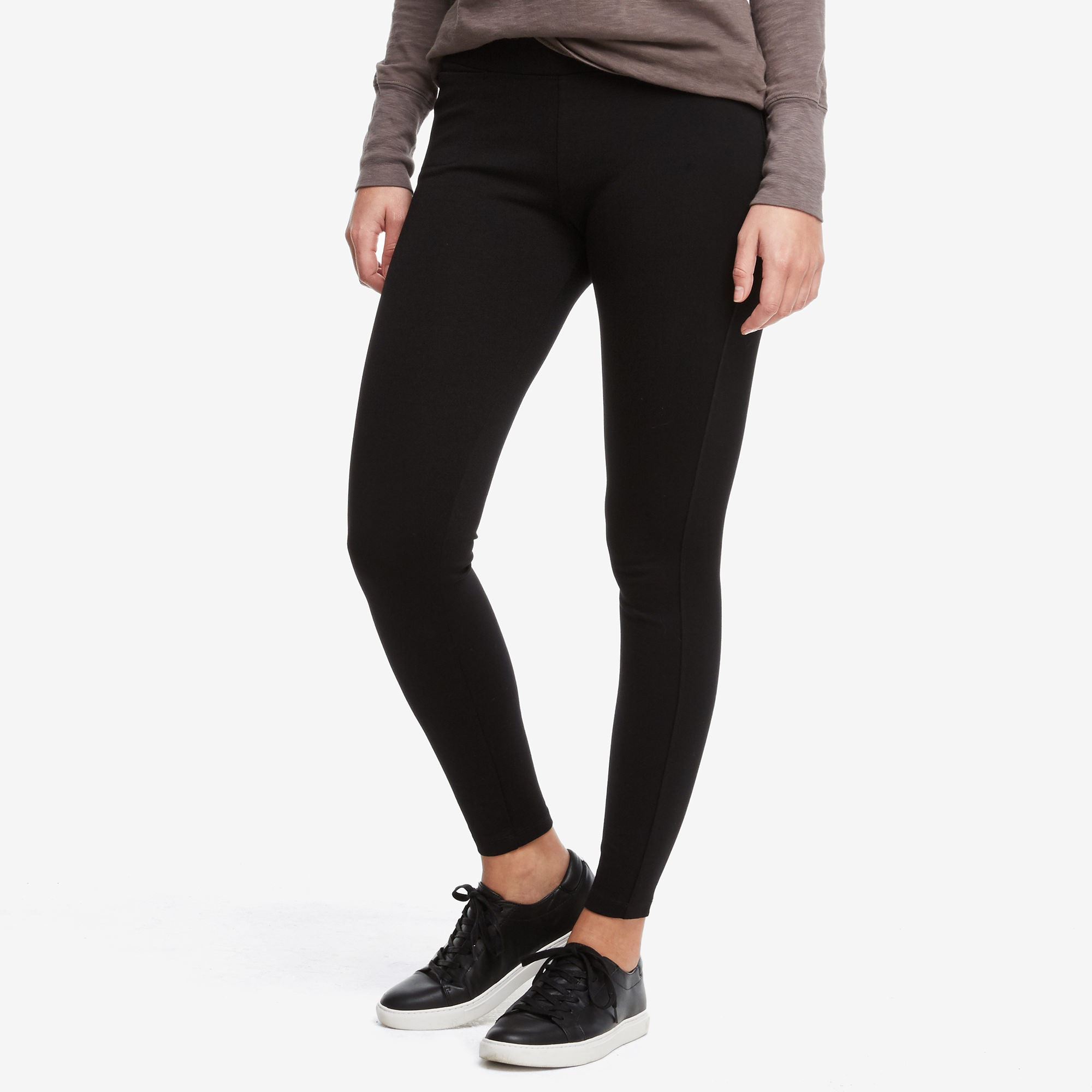 American Giant sweatpants: A step up from yoga pants, a little more stylish than sweats