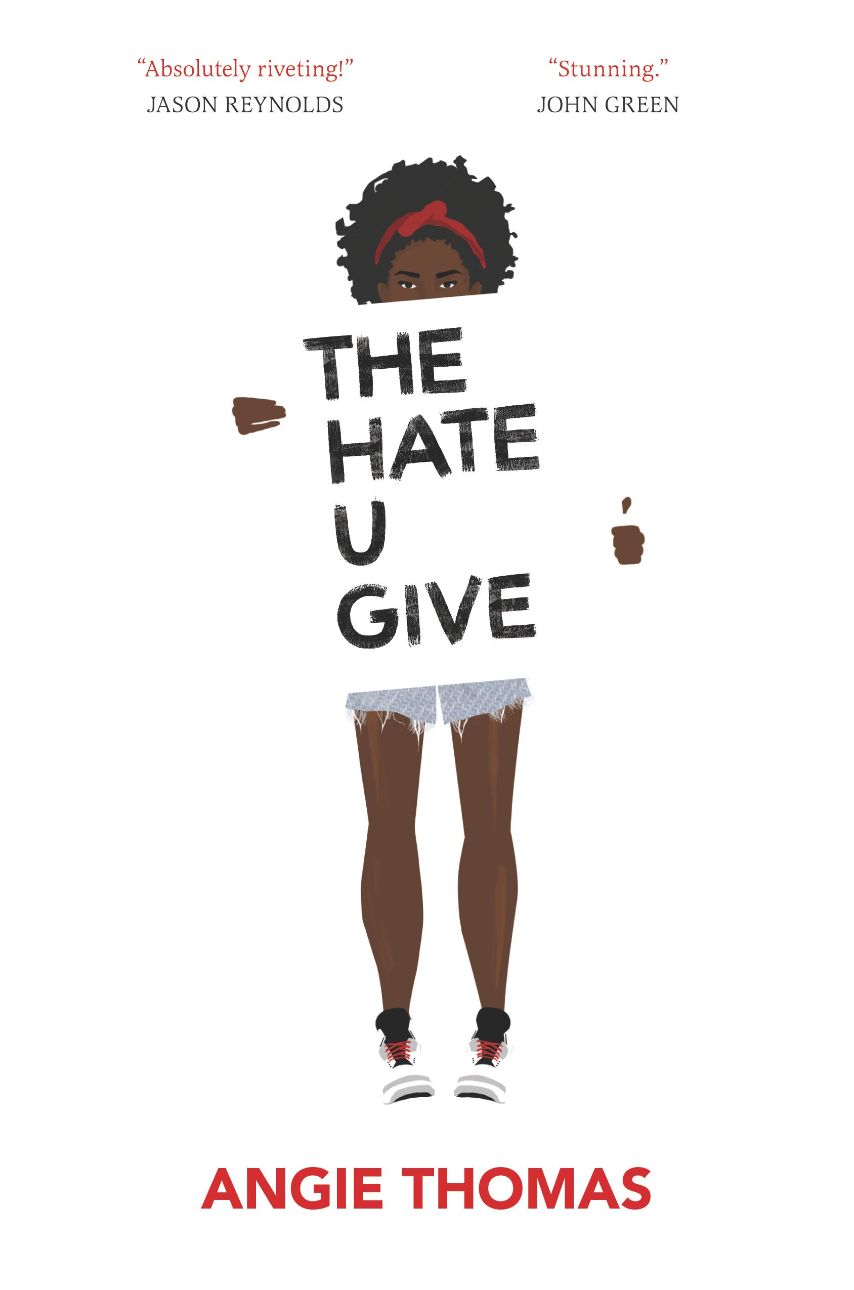 2017 National Book Awards: The Hate U Give by AngieThomas