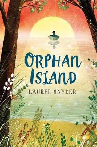 2017 National Book Awards: Orphan Island by Laurel Snyder