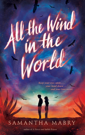 2017 National Book Awards: All the Wind in the World by Samantha Mabry