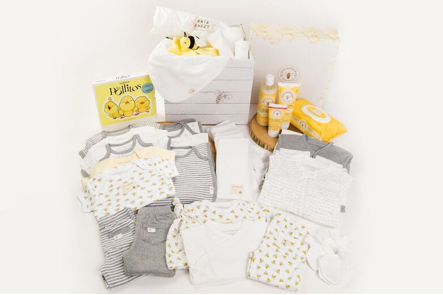 Burt's Bees Baby Bee Box: A shower gift that gives back beautifully