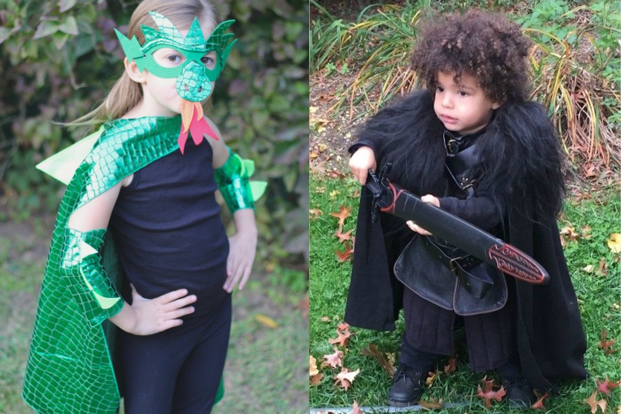 7 brilliant ideas for kidsu0027 Game of Thrones costumes.  sc 1 st  Cool Mom Picks & Nerd parent alert! 7 brilliant ideas for kidsu0027 Game of Thrones costumes.