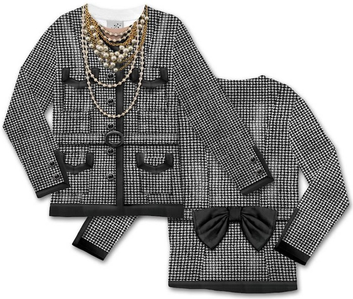 Halloween costume T-shirts: Houndstooth Jacket Costume Tee at AllPosters.com