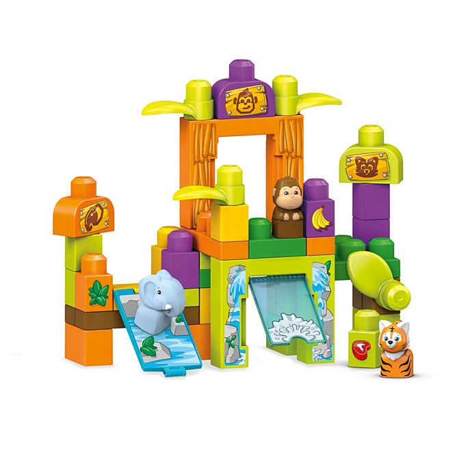 Mega Bloks safari friends building toy | sponsor