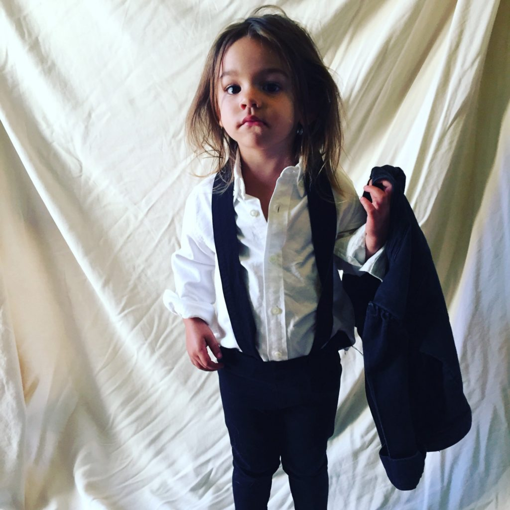 Strong girl Halloween costumes inspired by real-life heroes: Patti Smith via Rad American Women A to Z
