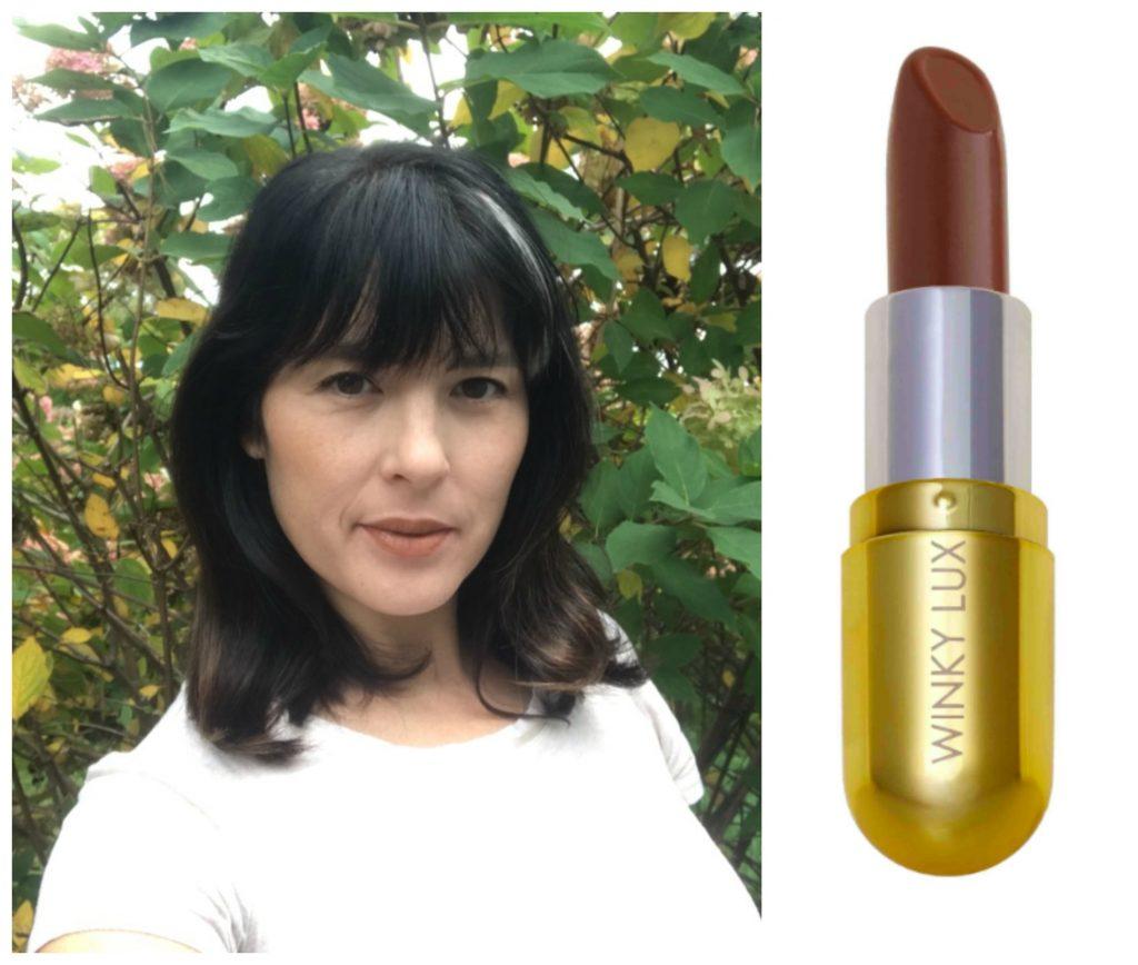 Fall lip trends: Brown lips | sponsor Winky Lux