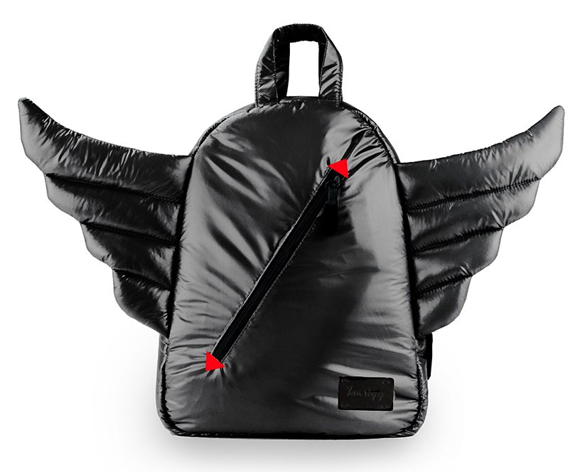 Coolest preschool gifts: Soft wing backpack from 7am Enfant - though cool for bigger kids too!