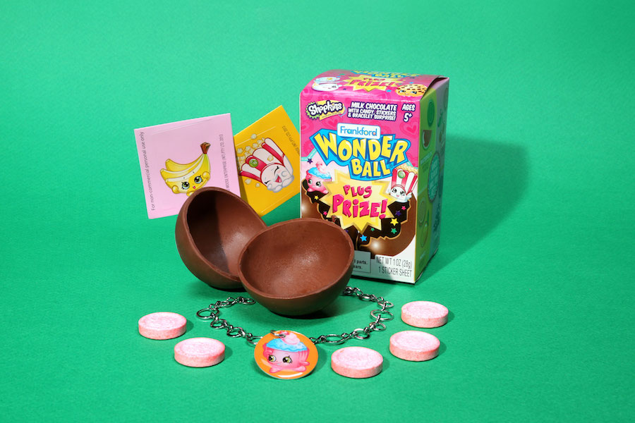 Wonder Ball With Shopkins Prize Creative Stocking Stuffer Ideas For