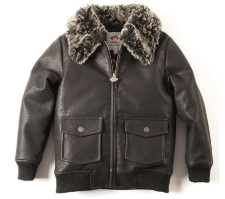 Coolest preschool gifts: Moto bomber jacket for kids at Appaman (with big discount code!)