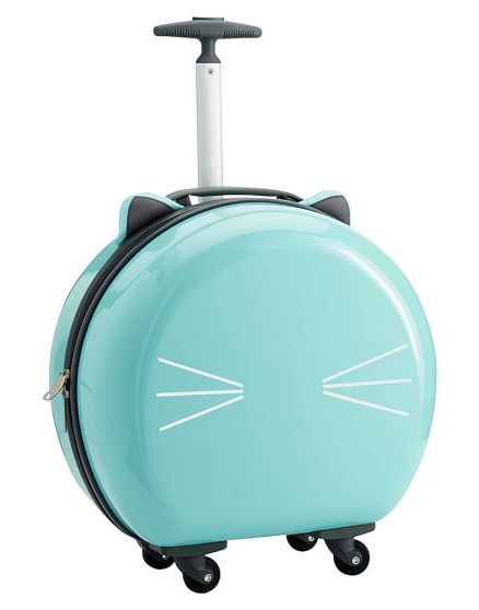 Coolest preschool gifts: Cat carry-on bag at PBK