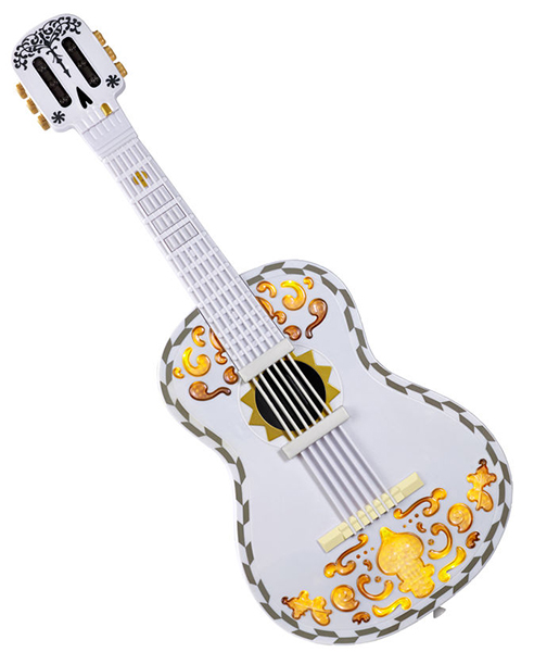 Coolest preschool gifts: Disney Pixar Coco Guitar