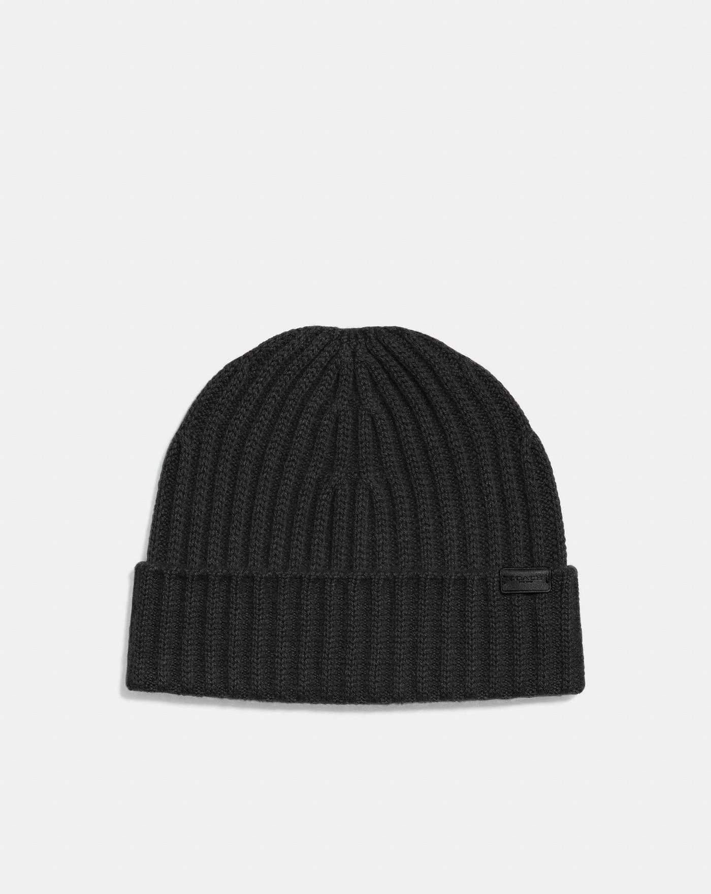 Coach Beanie for Men. Ooh! | Coolest Men's Gifts | 2017 Holiday Gift Guide