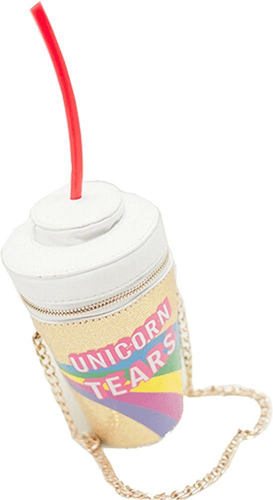 Cool pop bags for girls: Unicorn Tears drink