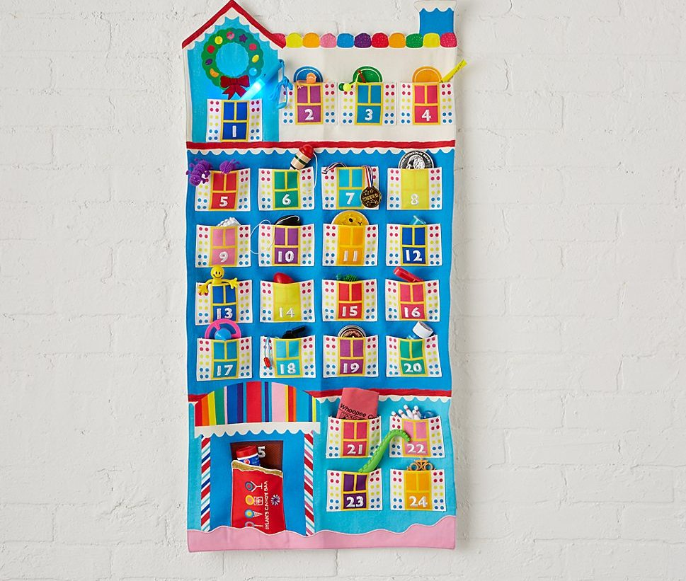 Coolest Advent calendars | Dylan's Candy Bar House Advent Calendar