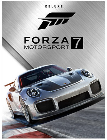 Forza Motorsport Deluxe Game: Coolest Men's Gifts | 2017 Holiday Gift Guide
