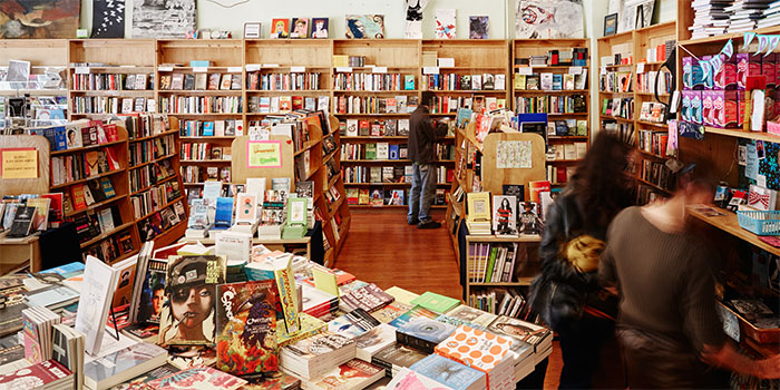 Cool feminist gifts: A gift card to a women-owned bookstore. Great list of ideas here.