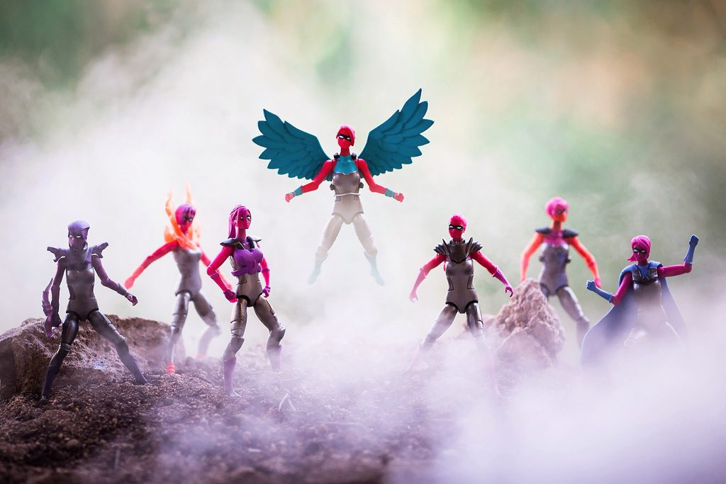 I Am Elemental female action figures that use their powers for good: Top gifts for empowered girls