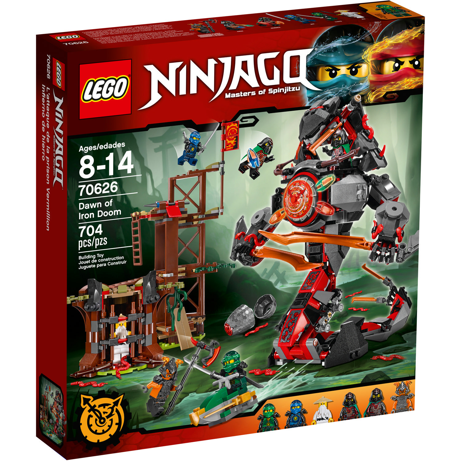LEGO Ninjago: Hot toys for kids this holiday on sale at Target ...
