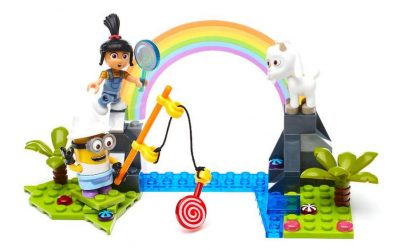 10 fun building sets for kids of all ages that make perfect holiday gifts.