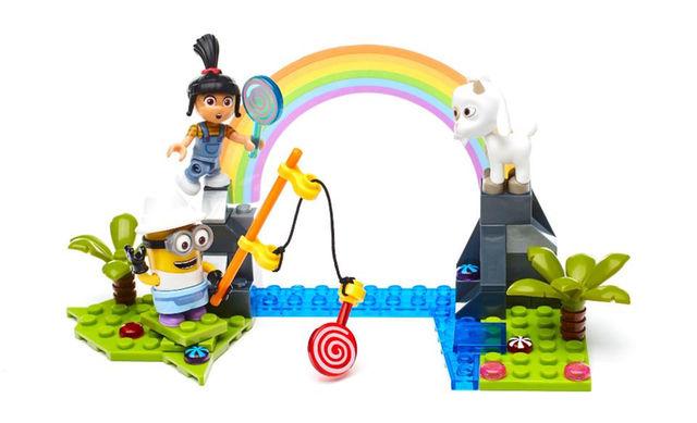 Fun building sets for kids: Agnes' Unicorn Expedition | Sponsor