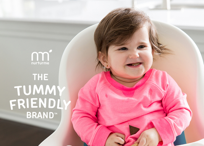 NurturMe makes tummy-friendly, organic baby and toddler treats | sponsor